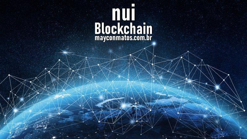 blockchain nui social maycon matos